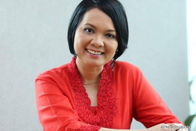 Veranita Yosephine Sinaga出任印尼亚航CEO